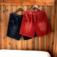 tete - Corduroy Shorts