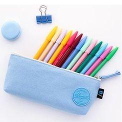 School Time - Plain Pencil Case