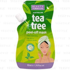 Beauty Formulas - Tea Tree Peel-Off Mask