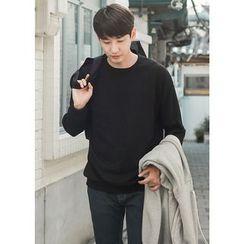 GERIO - Plain Colored Pullover
