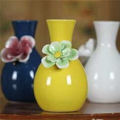 Retro Times - Vase Desk Ornament