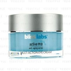 Bliss - Blisslabs Active 99.0 Anti-Aging Series Multi-Action Eye Cream