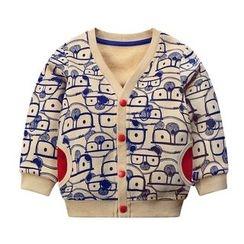 Ansel's - 童裝卡通印花外套
