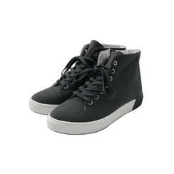JOGUNSHOP - Hidden-Heel High Top Sneakers