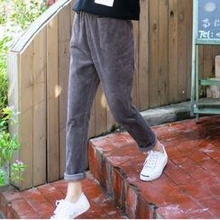 Waypoints - Drawstring Corduroy Pants