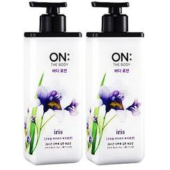ON: THE BODY - Set of 2: Iris Body Lotion 400g