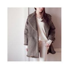 MASoeur - Faux Shearling Jacket