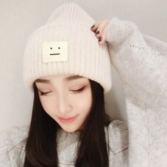 Kalamate - Smiley Knit Beanie