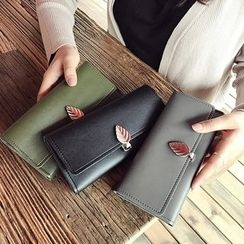 Rosanna Bags - Faux Leather Long Wallet
