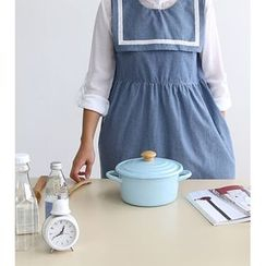 iswas - Sailor-Collar Apron