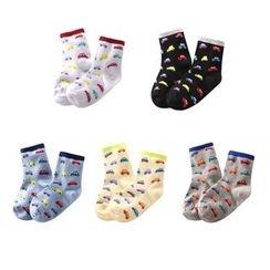 lalalove - 童裝汽車襪