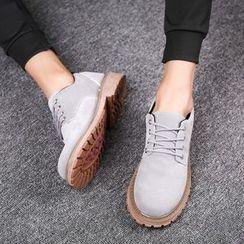 NOVO - 繫帶日常鞋