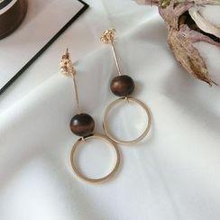 Seoul Young - Geometric Earrings