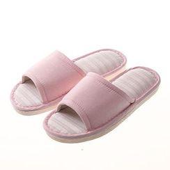 Yulu - Striped Slippers
