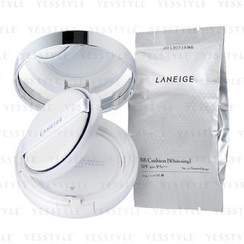 Laneige - BB Cushion (Whitening) SPF 50+ PA+++ (#21 Natural Beige)