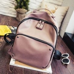 Devant - Studded Panel Backpack