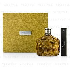 John Varvatos - Artisan Coffret: Eau De Toilette Spray 125ml/4.2oz + Eau De Toilette Travel Spray 17ml/0.57oz