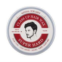 Missha 謎尚 - For Men Class Up Hair Wax (Super Hard)