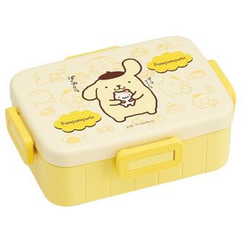 Skater - Pompompurin 4 Lock Lunch Box