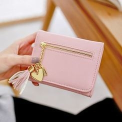 Rinka Doll - Trifold Wallet with Tassel
