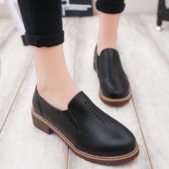 Danso - 粗跟輕便鞋