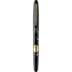 Kuretake - Kuretake Brush Pen Makie Monogatari Fukurou (Black)
