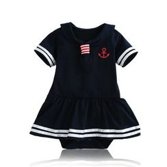 JIMIJIMI - Baby Sailor Dress