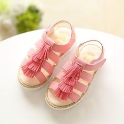 Luco - Kids Tassel Sandals