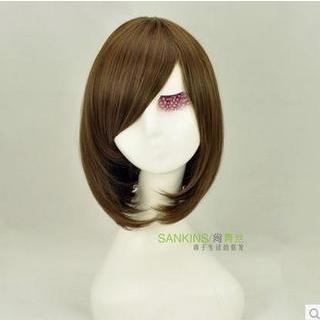 Sankins - Short Full Wig - Straight