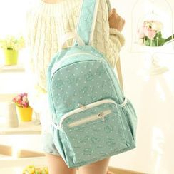 Canvas Love - Print Lightweight Backpack