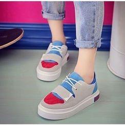 BAYO - Colour Block Sneakers