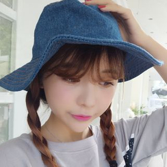 FROME - Denim Sun Hat