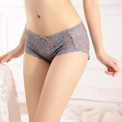 Charming Lover - T-Strap Lace Panties