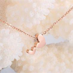 Claudette - Heart Bracelet