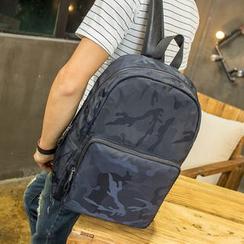 ETONWEAG - Camouflage Laptop Backpack