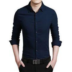 Danjieshi - Plain Shirt
