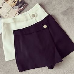 Honeydew - 纯色雪纺裙裤