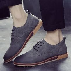 MARTUCCI - Lace-Up Oxfords