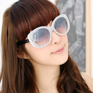 59 Seconds - Dotted Sunglasses