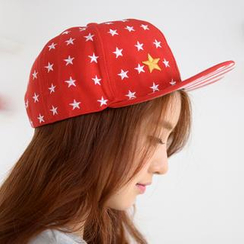 59 Seconds - Star Embroidered Baseball Cap