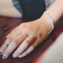 REDOPIN - Bracelet Linked Ring