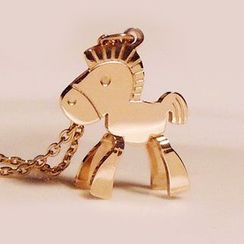 Nanazi Jewelry - Horse Necklace