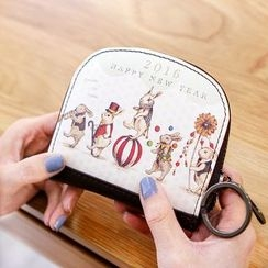 Rinka Doll - Printed Coin Purse