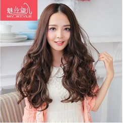 My Style Wigs - Clip-In Hair Extension - Wavy