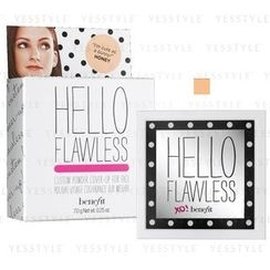 Benefit - Hello Flawless! Powder Foundation (Toasted Beige What I Crave)