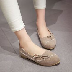 Pangmama - Bow-Accent Flats