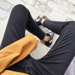 Jeans Kingdom - High Waist Skinny Jeans