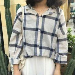 Cloud Nine - Plaid Shirt
