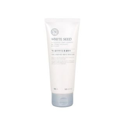 The Face Shop - White Seed Exfoliating Foam Cleanser 150ml