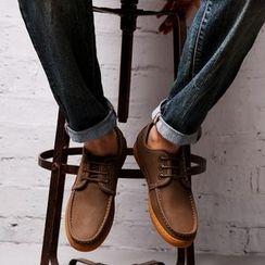 Jonas - Genuine Leather Loafers